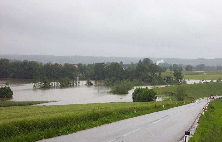 Mattig - RHB Sonnleiten - Vollstau Juni 2013