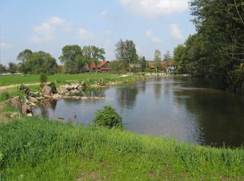 HWS Reichsdorf nach Fertigstellung